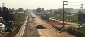 17 - İzmit Bilecik Köseköy demiryolu inşaatı - Onur