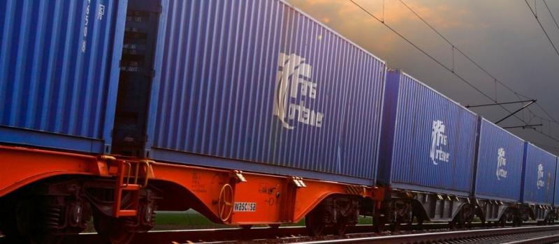 44 - Çin Treni - DB Schenker