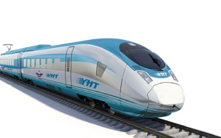 52 - TCDD yeni hızlı tren dizaynı