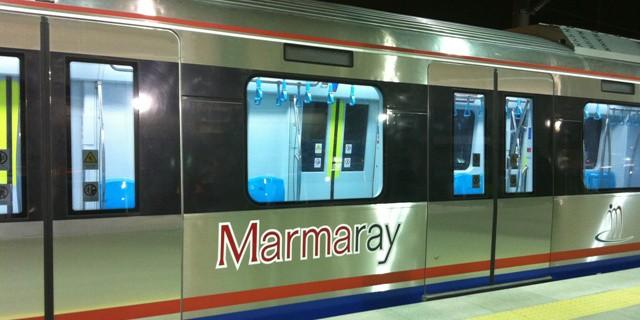 Marmaray Açıldı