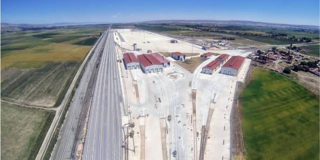 Hasanbey Lojistik Köyü Açılıyor