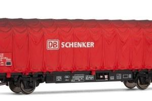 DB 2 Akslı Vagon
