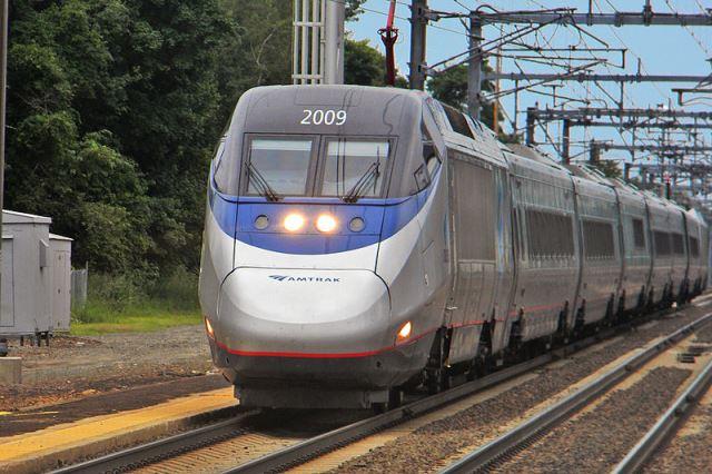 ABD'de Yüksek Hızlı Tren