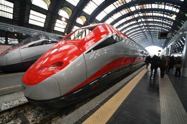 İtalya'da Yüksek Hızlı Tren