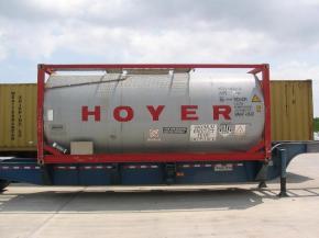 Tank konteyner