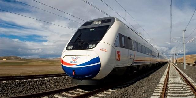 Türkiye'de Yüksek Hızlı Tren