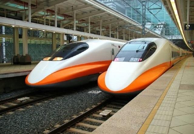 Tayvan'da Yüksek Hızlı Tren