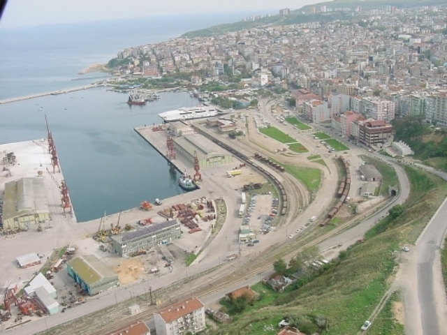 Port of Bandırma