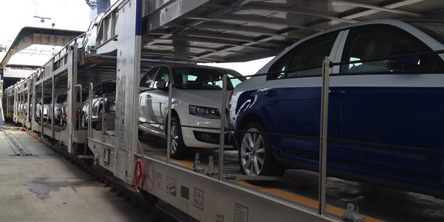 Oto Taşıma Vagonları, Foto: Konsped ©