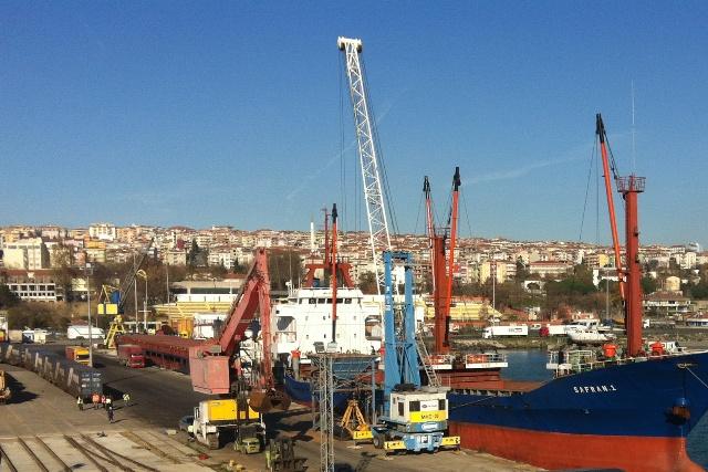 Tekirdağ Limanı