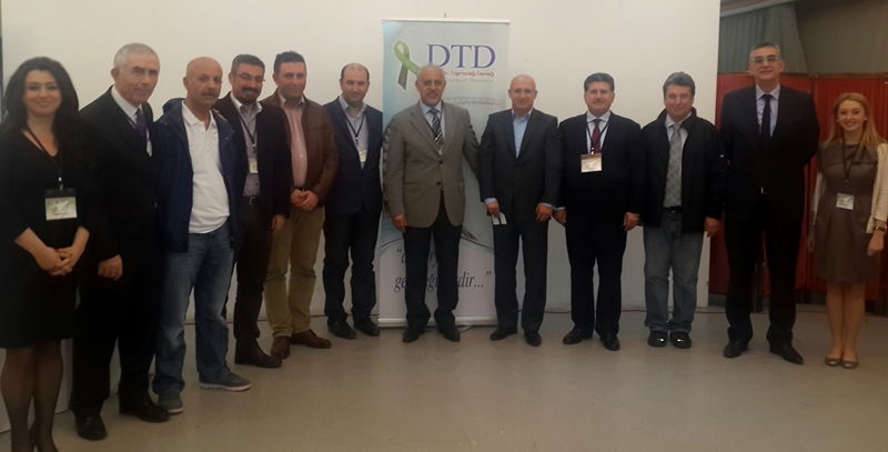 101 - DTD Yönetim Kurulu 2014, Foto: DTD