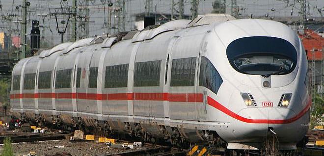 Siemens Velaro, Foto: Wikipedia