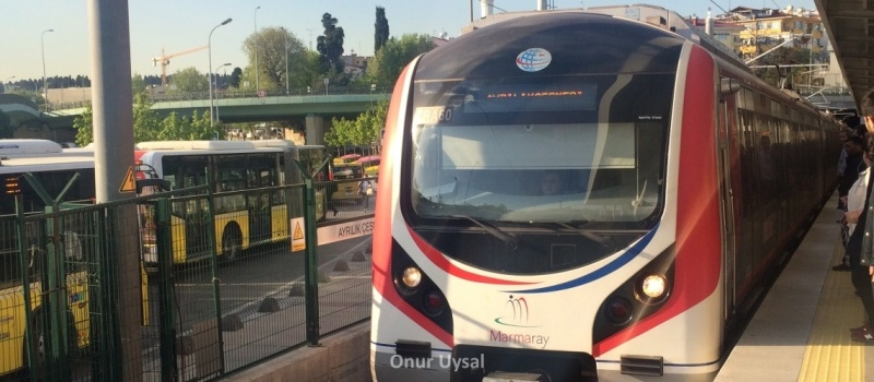 118 - Marmaray - Onur