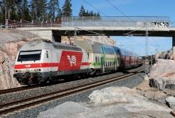 Sr2, Finlandiya