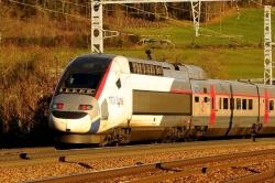 TGV POS, İsviçre