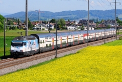 Re 460, İsviçre