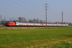 SBB Re 460, İsviçre