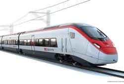 SBB'nin Yeni Hızlı Treni
