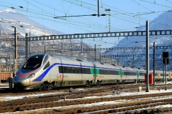 ETR 610, İsviçre
