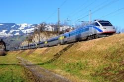 SBB ETR 470, İsviçre