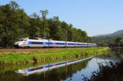TGV Sud-Est (TGV-PSE), Fransa
