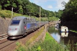 TGV-POS, Fransa