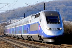 TGV-Duplex, Fransa