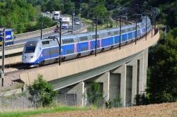 TGV-Duplex ve Réseau, Fransa