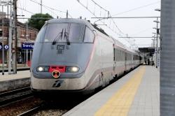 Trenitalia E 414, İtalya