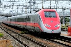 Trenitalia ETR 500, İtalya