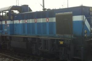 TCDD Lokomotifi. Foto: Rail Turkey