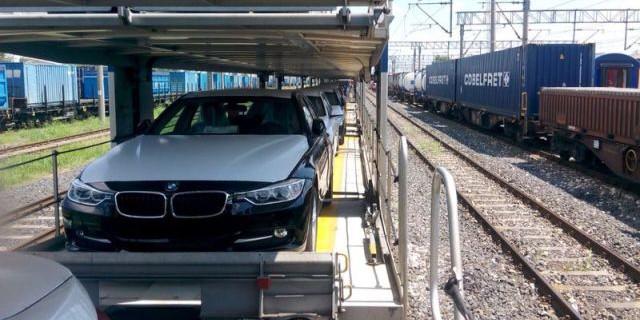 BMW Treni