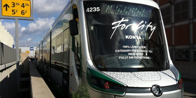 Konya Tramvayı Forcity, Skoda