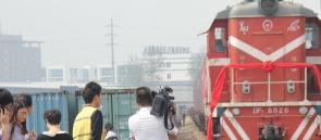 166 - China Europe train - FELB