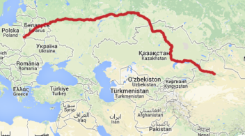 Iron silk road from China to Europe via Russia in 15 days – Rail Kazakhstan Map Europe Russia on kazakhstan europe map, the caucasus and central asia map, kazakhstan map google, kazakhstan railway map, kazakhstan land, kazakhstan lifestyle, almaty kazakhstan map, kazakhstan on world map, kazakhstan asia, kazakhstan silk road map, baikonur kazakhstan map, kazakhstan china map, ural mountains on asia map, kazakhstan ethnic groups, kazakhstan summer, kazakhstan capital, kazakhstan climate map, caspian sea map, kazakhstan government,