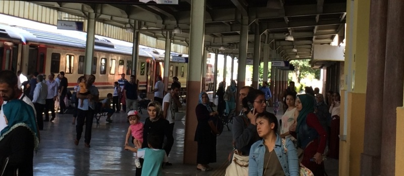 191 - Malatya Tren İstasyonu - Senem