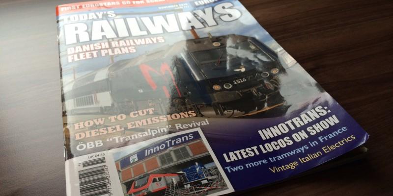 Today's Railways Europe