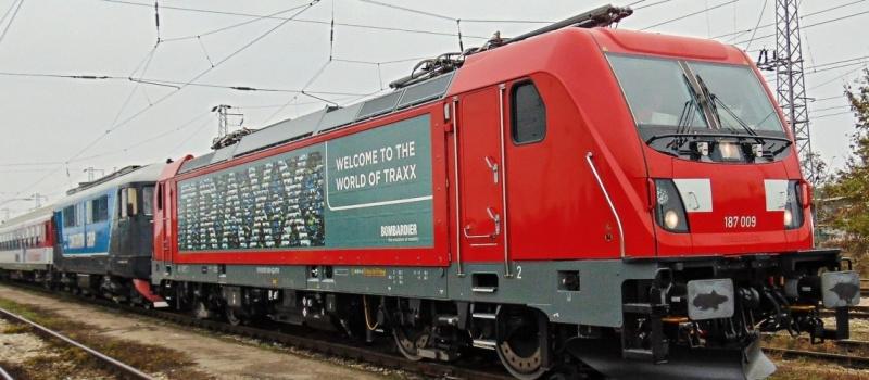 198 - Traxx loco - Cosmin Stefan