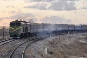 200 - Kazakhstan Railways