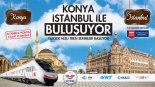 İstanbul-Konya Hızlı Treni Açılışı