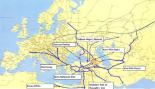 Planlanan Uluslararası Demiryolu Bağlantıları