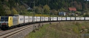 219 - Ekol intermodal treni