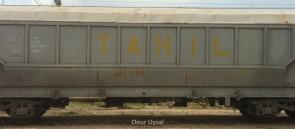355 - TCDD tahıl vagonu - Onur