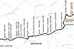 361 - Demiryolu haritası