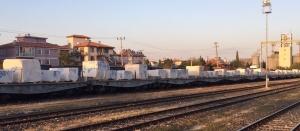 366 - Mermer treni - Deniz