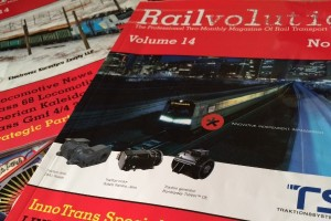 Railvolution Demiryolu Magazini