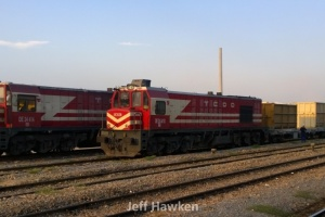 266 - Freight trains - Jeff