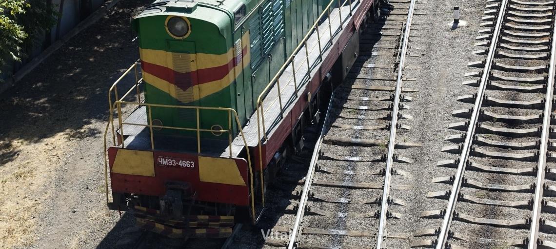 375 - CIS railways - Vitali