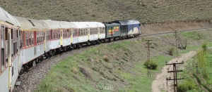 377 - Iran railways - Vitali