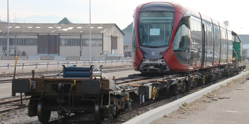 254 - SL Vagonu ile Tramvay Taşıması